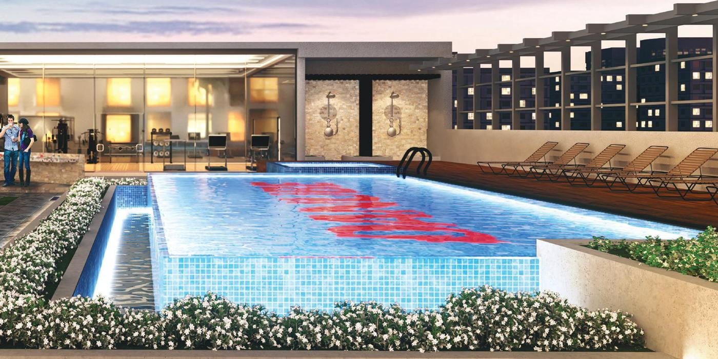 ELZ Residence by Danube Properties at Arjan amenities